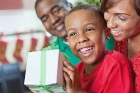 black family holiday