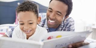 father son read