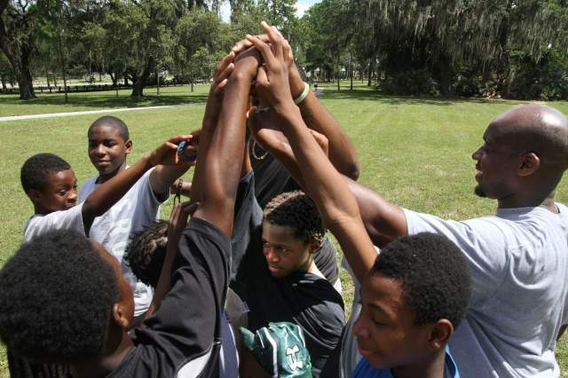 mentoring boys break