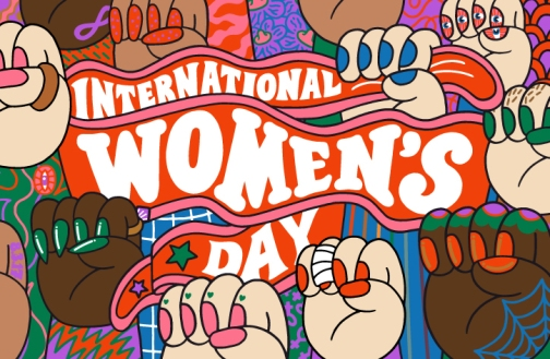 womens day art