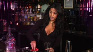 bartender woman